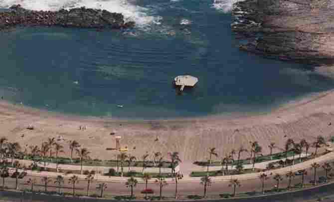 La Lisera Beach