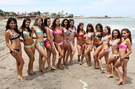 Miss Laucho Beach