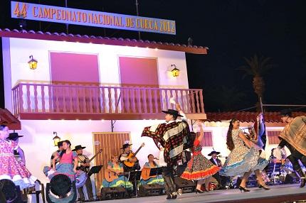 National Cueca Championship