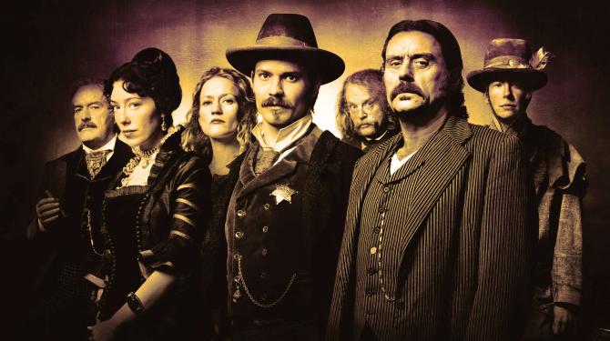 Die besten Western serien 2019