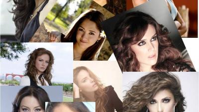 As melhores atrizes jovens do sexo feminino