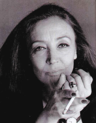 Ориана Фаллачи (писатель)