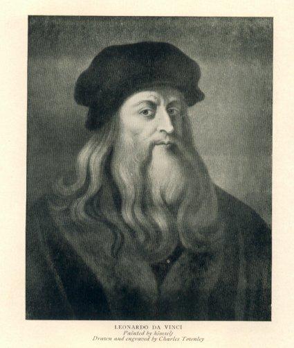 Леонардо да Винчи (архитектор, скульптор, художник, музыкант)
