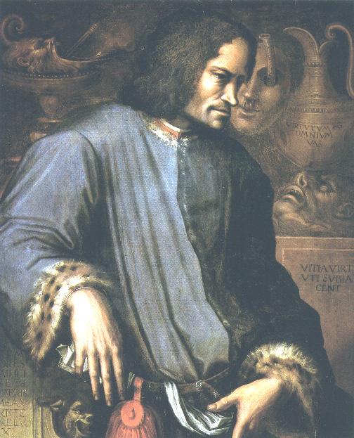Джорджо Вазари (архитектор, художник, писатель)