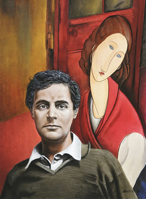 Amedeo Modigliani (painter and sculptor)