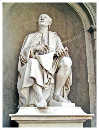 Brunelleschi (architect, sculptor and goldsmith)