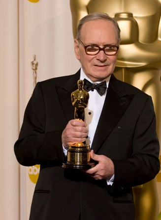 Ennio Morricone (music composer for cinema)
