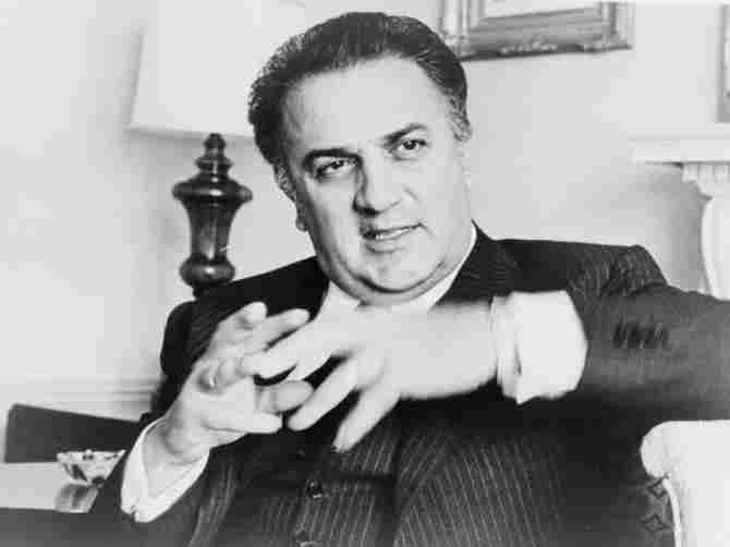 Federico Fellini (filmmaker and screenwriter)