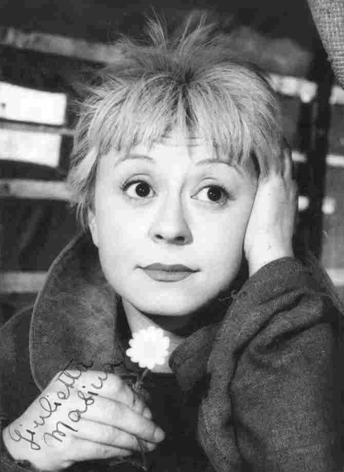Giulietta Masina (actress)