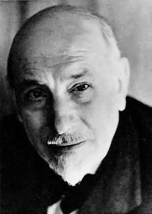 Luigi Pirandello (playwright, novelist and writer)