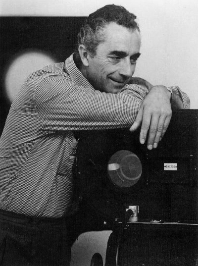 Michelangelo Antonioni (filmmaker, writer and painter)