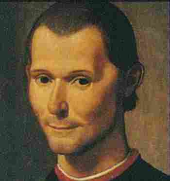 Nicolas Machiavelli (writer, philosopher)