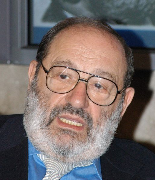 Umberto Eco (writer and philosopher)