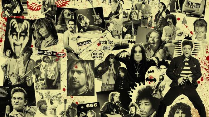 As melhores bandas de rock