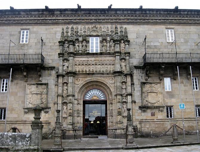 Auberge Parador des Rois Catholiques (Saint Jacques de Compostelle)