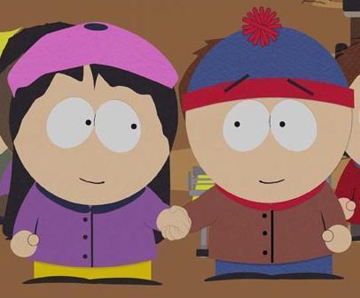 Stan und Wendy.
