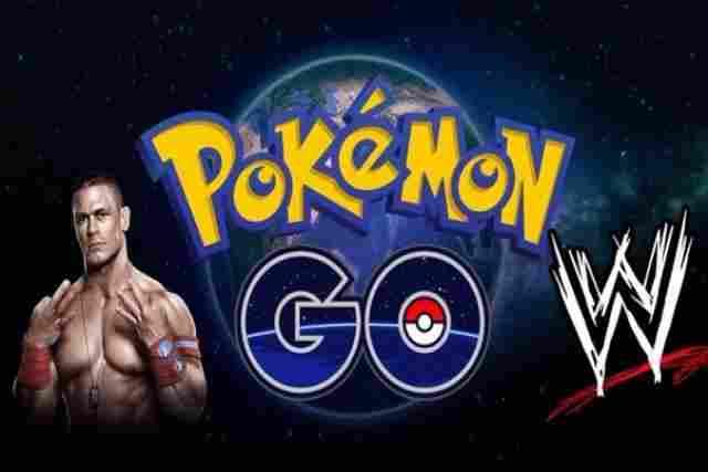 Ibu pejabat WWE sebagai gim Pokémon