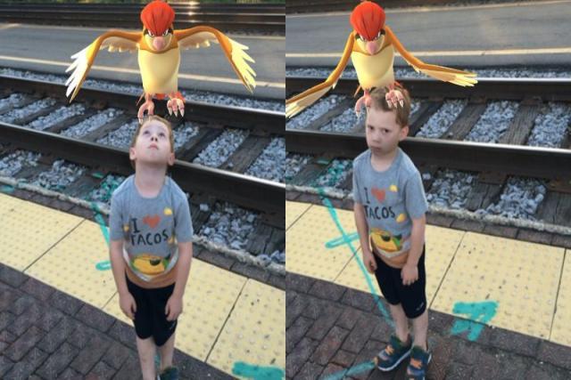 Pokémon GO와 관련이 있습니까?