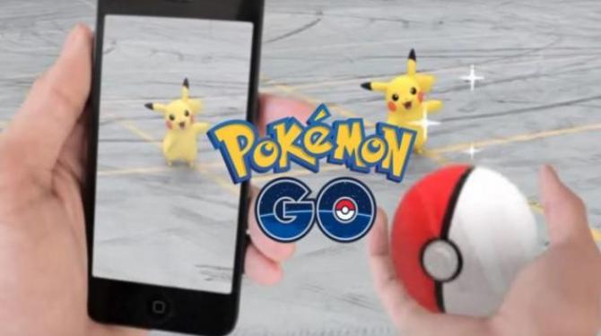 Zajímavosti Pokémona GO