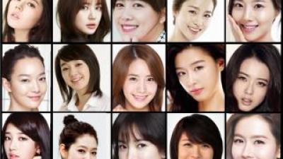 Die schönsten koreanischen Schauspielerinnen