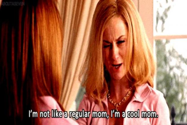 """""""Eu não sou uma mãe comum. Eu sou uma ótima mãe """""""