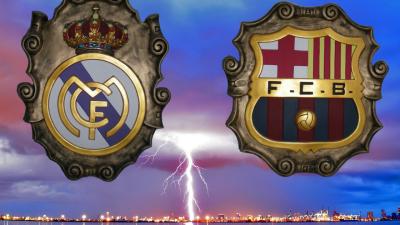 Spelers die speelden voor Madrid en Barcelona