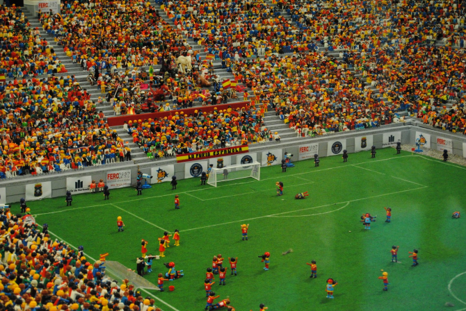 Испания выигрывает 11 июля 2010 года чемпионат мира в ЮАР