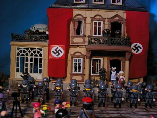 Нацистская Германия в начале 1933 года