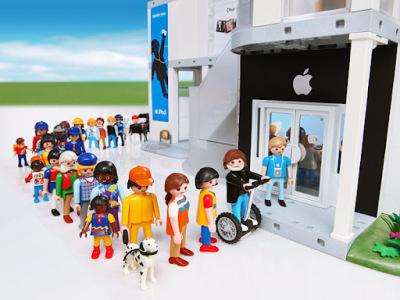 Apple выпускает новый iPhone 5 для продажи в Токио