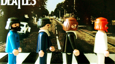 Important events playmobil version