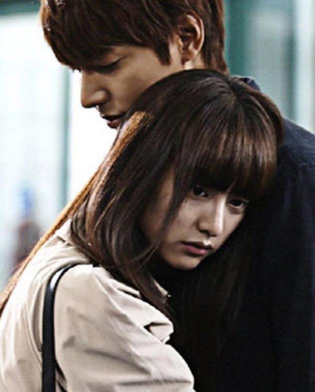Lee Min Ho e Kim Ji Won