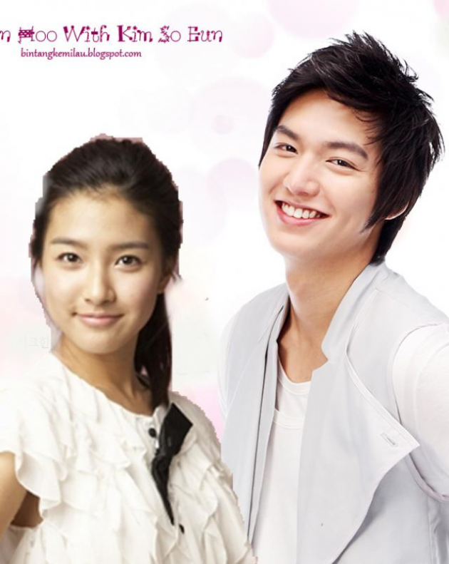 Lee Min Ho e Kim So Eun