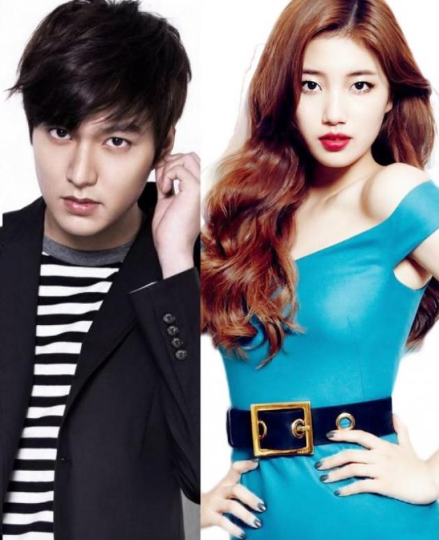 Lee Min Ho e Suzy