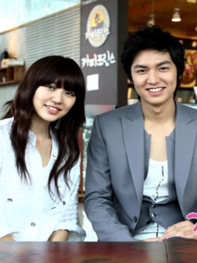 Lee Min Ho e Yoon Eun Hye