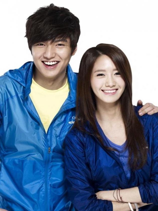 Lee Min Ho e Yoona