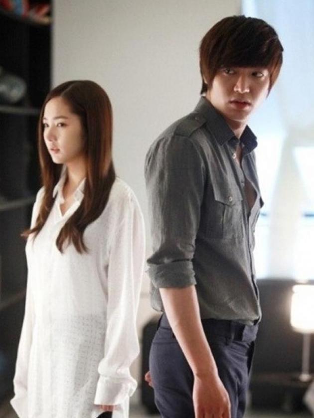 Lee Min Ho & Park Min Young