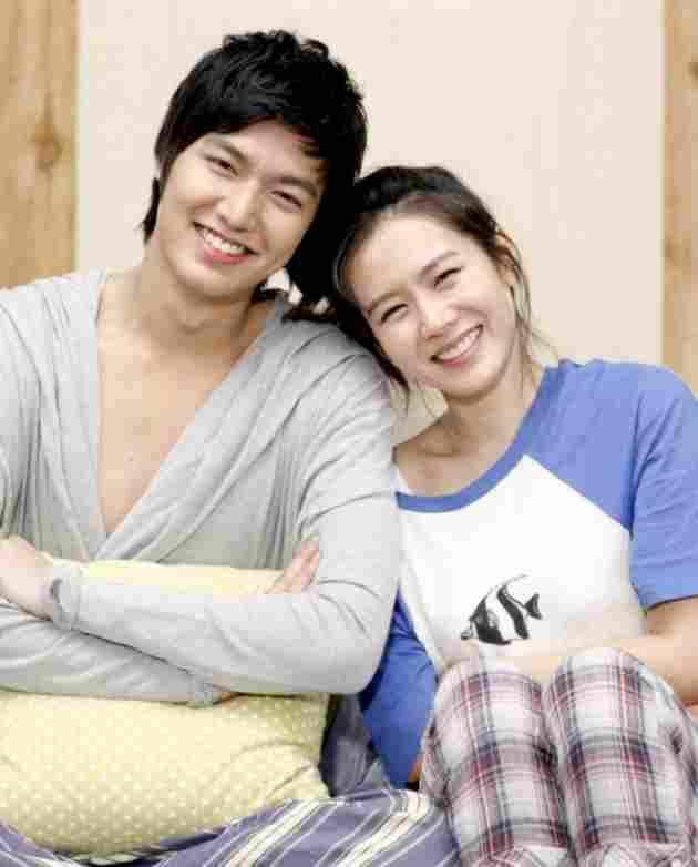 Lee Min Ho & Sohn Ye Jin