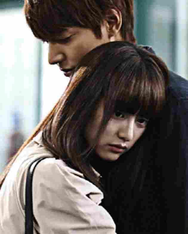 Lee Min Ho und Kim Ji Won