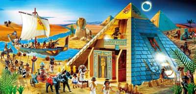 Древний Египет, цивилизация, которая оставила свой след в истории