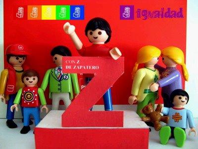 Сапатеро одобряет однополые браки в Испании