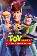 Toy Story 4 – Alles hört auf kein Kommando