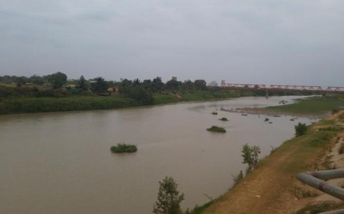 Река Тумбес