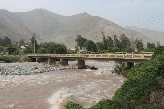 Река Римак
