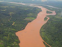 Река Укаяли