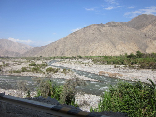 Ica river