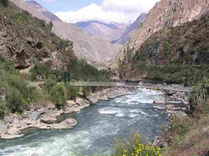 Urubamba River