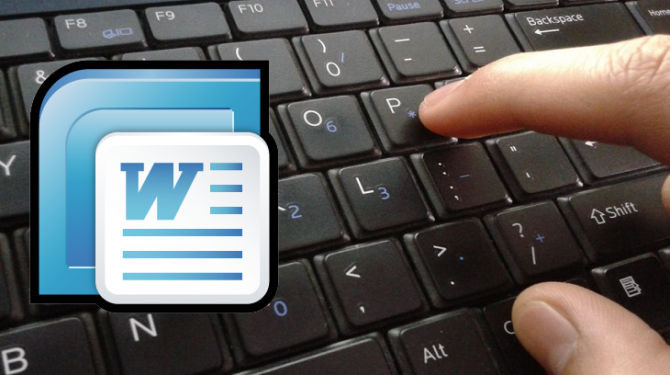 The most useful keyboard shortcuts for Word