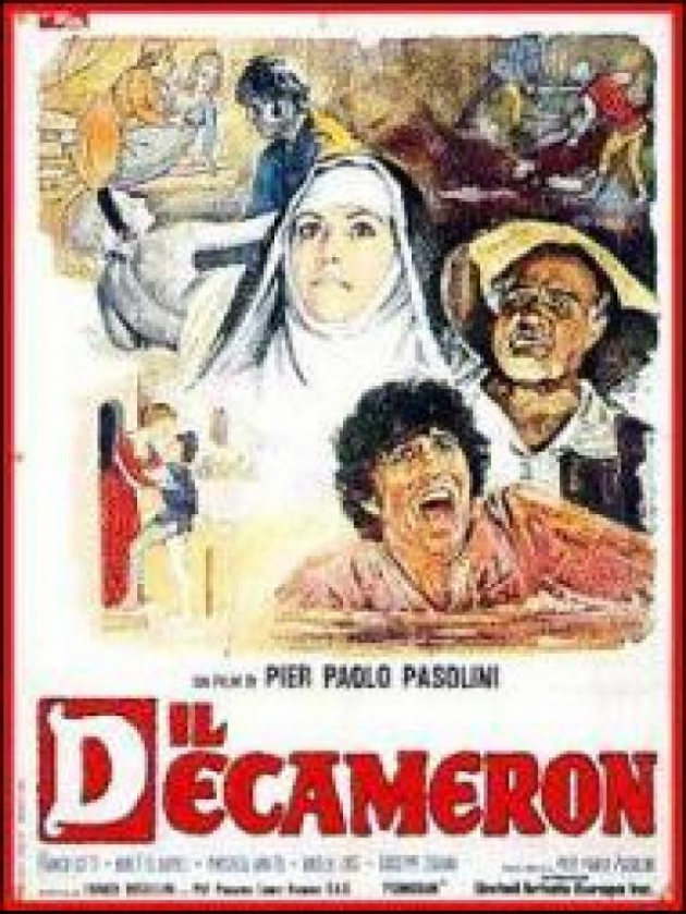 A decamerón (1971)