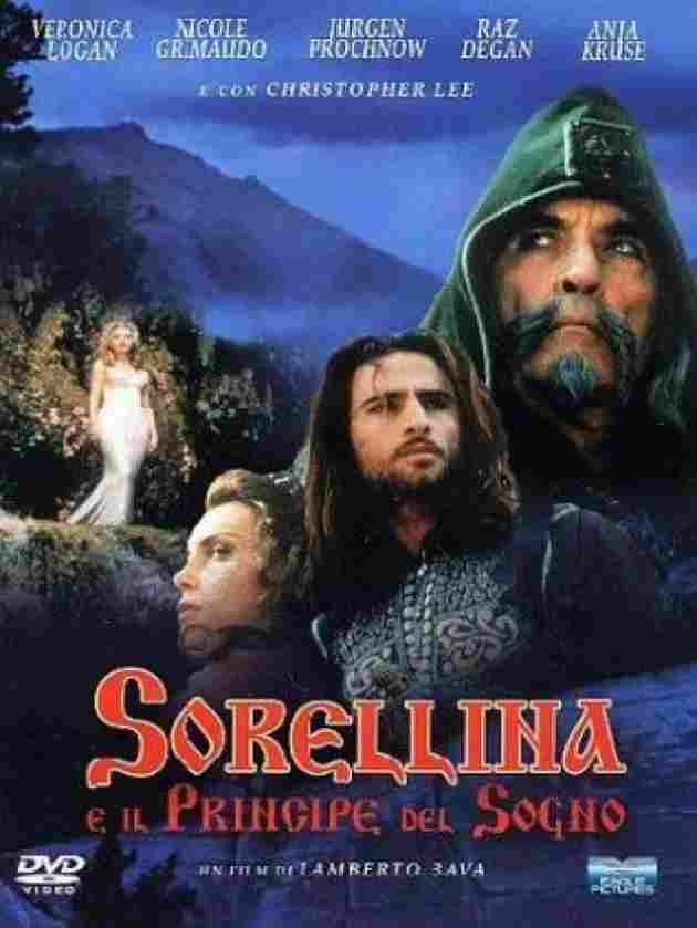 Alisea y el príncipe de los sueños (1996)