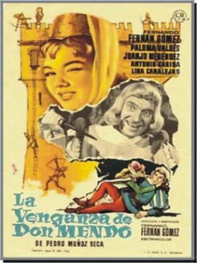 Balas Dendam Don Mendo (1961)